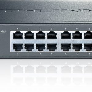 TP-Link TL-SG1024D 24-Port Gigabit Desktop