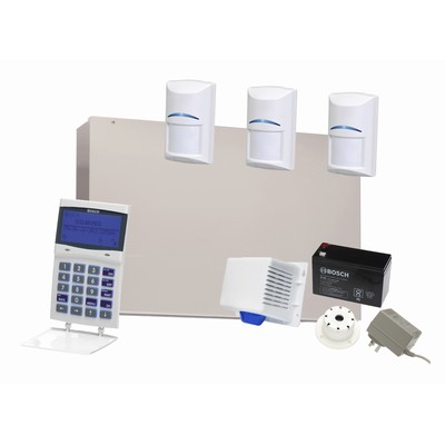 Bosch Solution 6000 Kit Graphic Keypad with 3 PIR