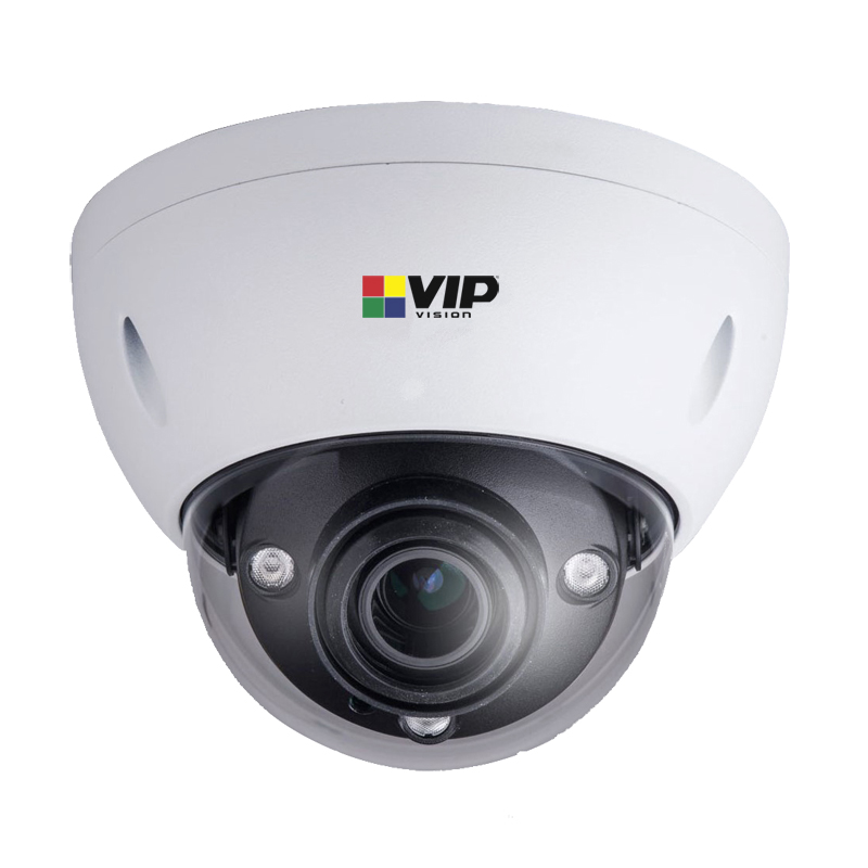 VIP VSIP12MPVDIRMV2 Ultimate Series 12.0MP Infrared Motorised Dome Camera