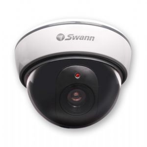 Swann Imitation Dome Cam White White Camera