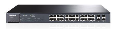 TP-Link TL-SG2424P 24 Port Gigabit GbE PoE Switch