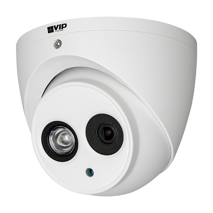 VIP VSIP4MPVDMINIIRCB6 Professional Series Mini Dome Camera