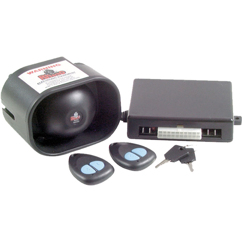 Rhino GTS 12 Volt Backup Battery Car Alarm