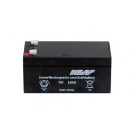 NESS BATTERY - SLA - 12V 3Ah