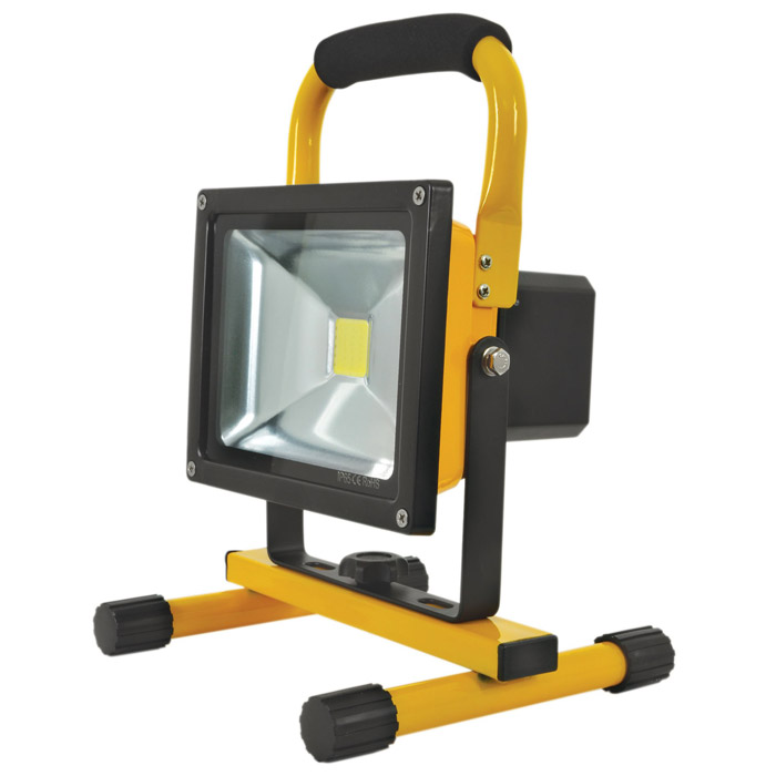 ENSA LEDFL20W5KR Portable Rechargeable LED Flood Light