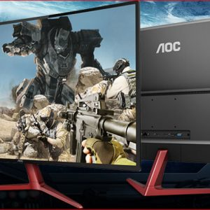 "AOC MNAO-G3908VWXA 38.5"" VA IPS-Type 4ms 144Hz Full HD FreeSync Curved eSport Gaming Monitor"