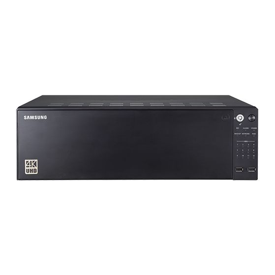Samsung PRN-4011 Network Video Recorder