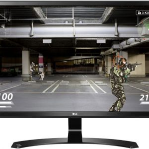 "LG MNL-27UD58-B 27"" IPS 5ms 4K 3840x2160 10bit FreeSync Gaming Monitor"