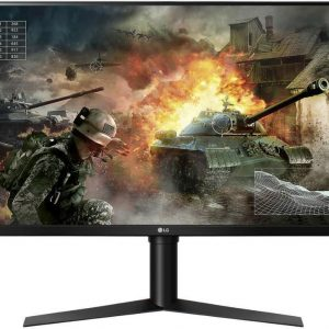 "LG 31.5"" VA IPS-Type 1ms 144Hz 2560x1440 FreeSync Borderless Gaming Monitor"