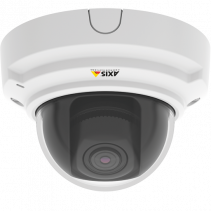 AXIS P3375-V vandal-resistant dome camera