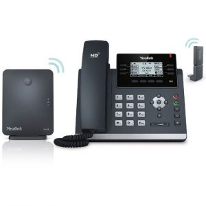 Yealink IPY-W41P, DECT desk phone W41P is a package