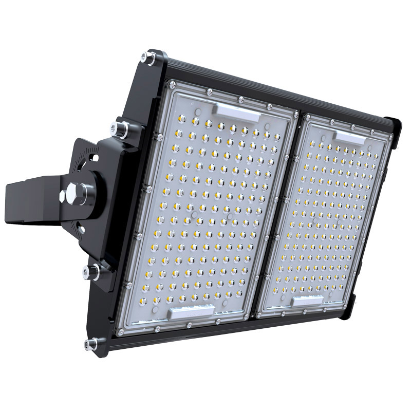 Ensa LFL-D240-C Modular 240W 5000K LED Flood Light