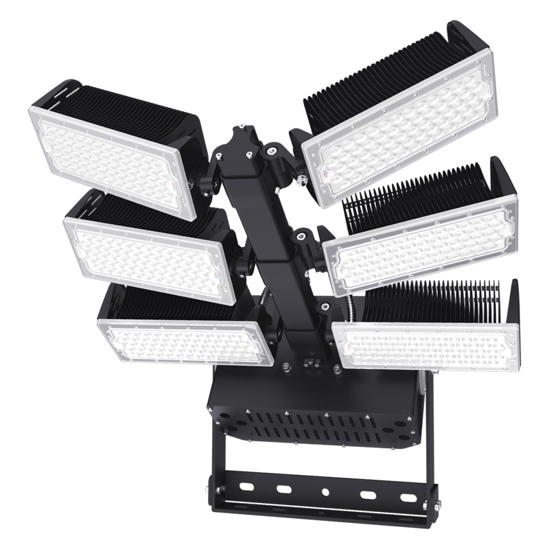 Ensa LFL-F720-C 720W Adjustable LED Flood Light