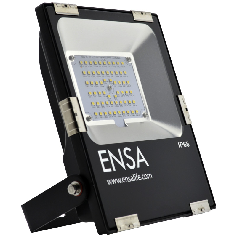 Ensa LFL-B50-W Professional 50W LED Flood Light