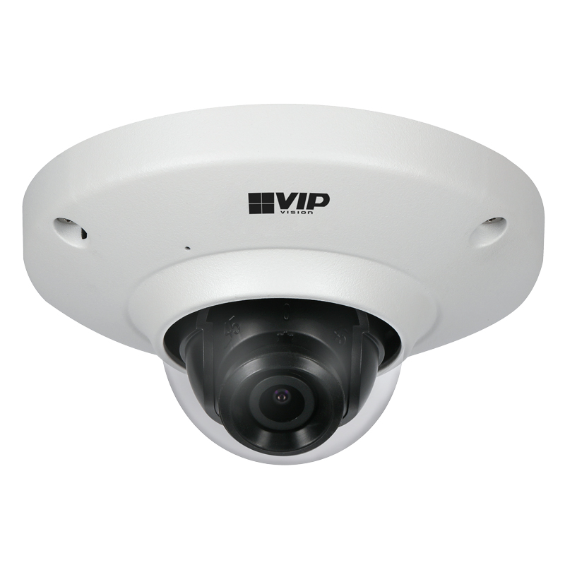 VIP VSIP5MPFEV2 Fisheye Series 360° Fisheye Dome Camera