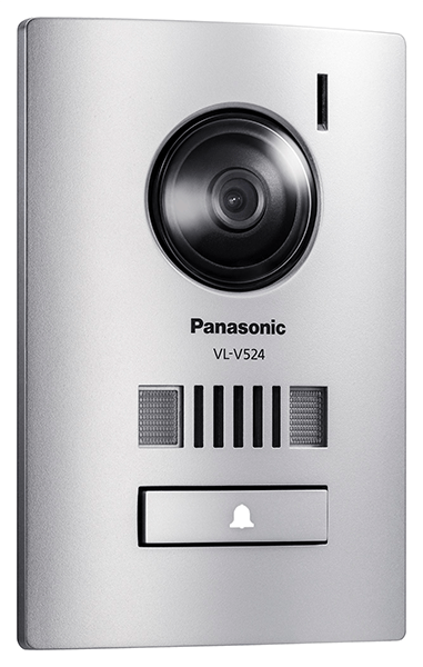 Panasonic Vl Sv74 Video Intercom System Security Systems