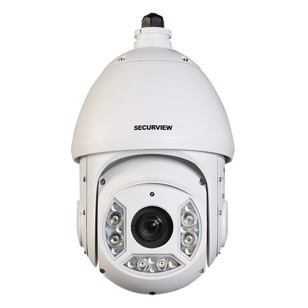 Securview VSCVI2MPPTZIRV3 Ultimate Series 1080p 25x Zoom HDCVI PTZ Camera