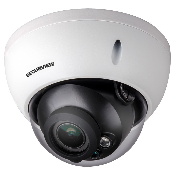Securview VSCVI8MPVDIRM Ultimate Series 8.0MP WDR HDCVI Dome Camera
