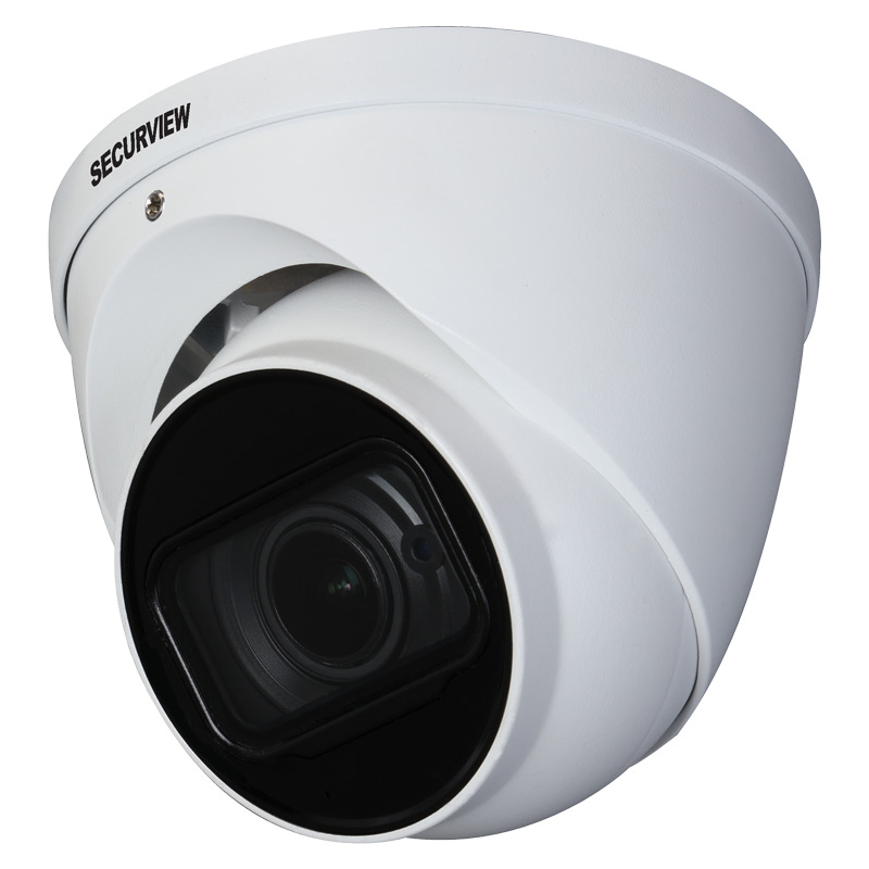 Securview VSCVI-5DIRMG Professional Series 5.0MP HDCVI Dome Camera