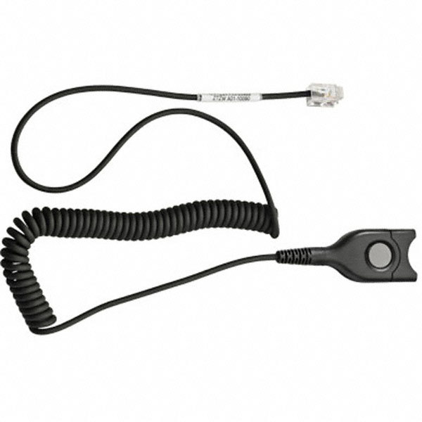Sennheiser SPS-CSTD17 Standard Bottom cable EasyDisconnect to Modular Plug