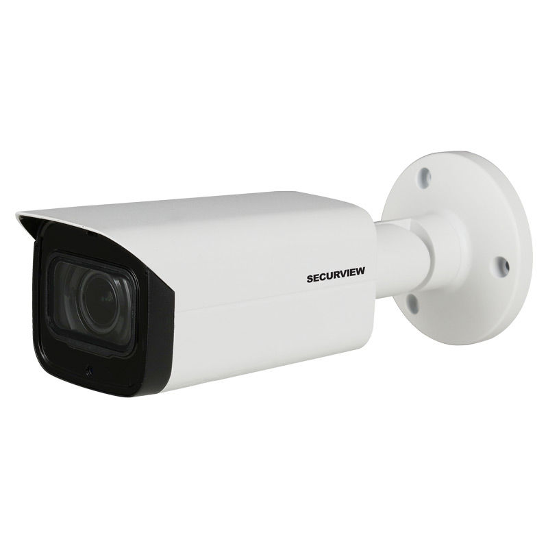 Securview VSCVI-8BIRMG Professional Series 8.0MP WDR Motorised HDCVI Bullet Camera