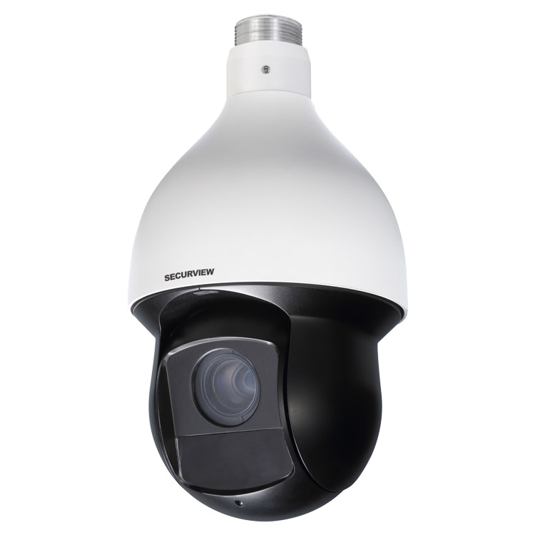 Securview VSCVI4MPPTZIRB Professional Series 4.0MP 30x Zoom HDCVI PTZ Camera