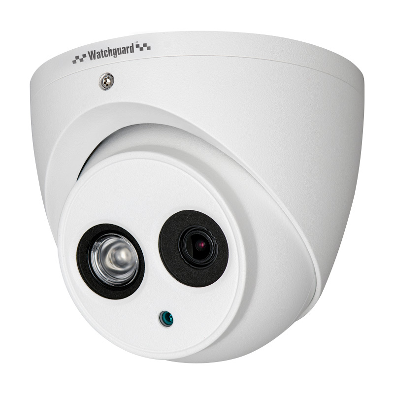 Watchguard VSCVI2MPDIRV5 Compact Series 1080p Fixed HDCVI Mini Dome Camera
