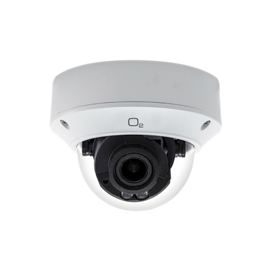Wisenet O2-CB-4ML2812 Vandal Resistant Motorized Dome Camera