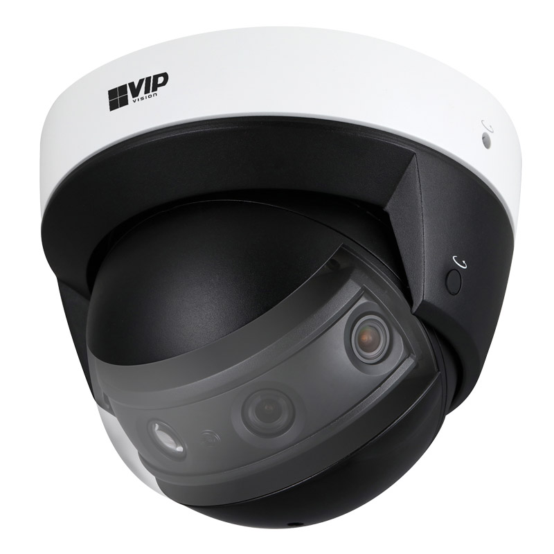 VIP VSIP8MPPADV2 Panorama Series 180° Panorama Dome Camera
