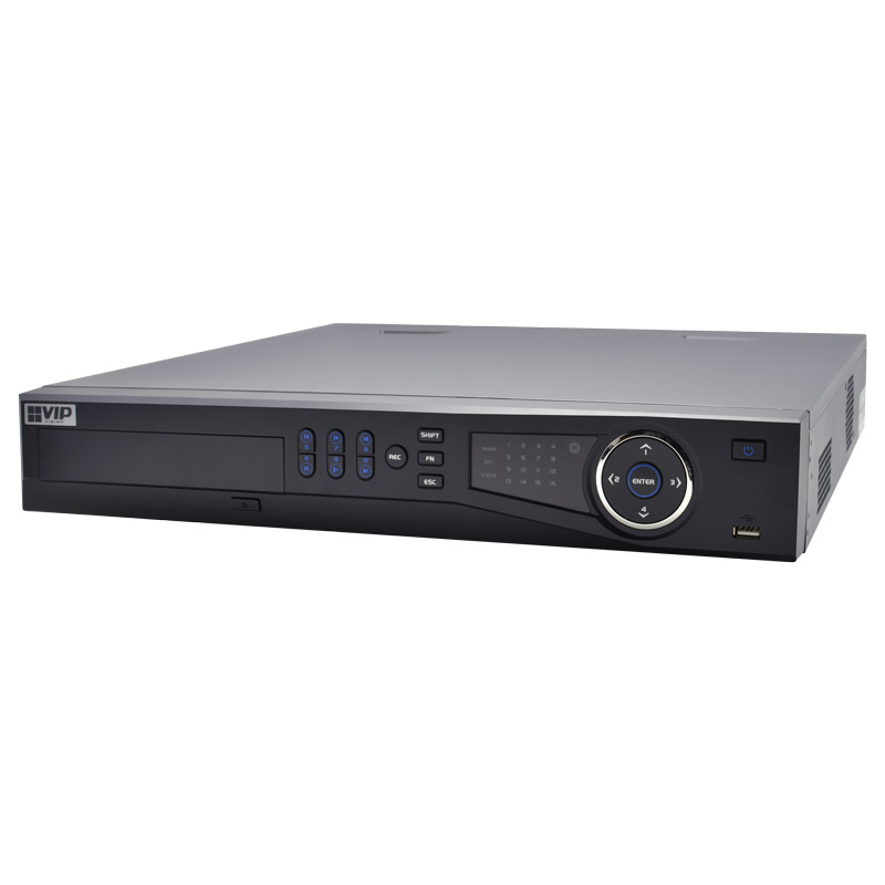 VIP NVR24PRO6 Professional 24 Channel Network Video Recorder