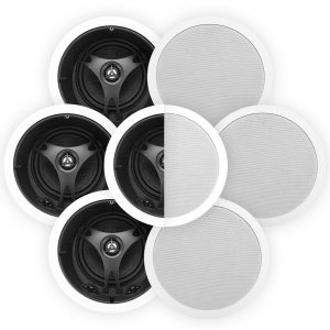 Generic BUN900089 Glass Fibre Ceiling Speaker
