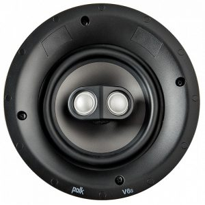 Selby 6.5″ Angled Poly Cone In Ceiling Speakers Pair