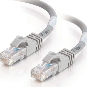 Astrotek CBA-NC6GR-25CM CAT6 Cable 0.25m25cm Grey Color Premium RJ45 Ethernet Network LAN UTP Patch Cord 26AWG