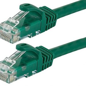 Astrotek CBAT-RJ45GRNU6-025M CAT6 Cable 25cm0.25m - Green Color Premium RJ45 Ethernet Network LAN UTP Patch Cord 26AWG-CCA PVC Jacket