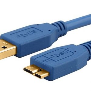 Astrotek CBAT-USB3MICRO-AB-2M USB 3.0 Cable 2m - Type A Male to Micro B Blue Colour ~CBAT-USB3MICRO-AB-3M