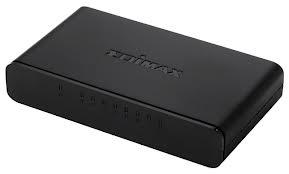 Edimax NWE-ES-3308P 8 Port 10/100 Switch Fast Ethernet Desktop Switch