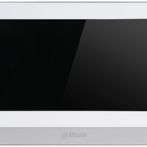 Dahua DHI-VTH1550CHW-2 7inch Touch Screen 2 Wire IP Indoor Monitor, Colorful TFT Capacitive LCD, Power Over Network Cable