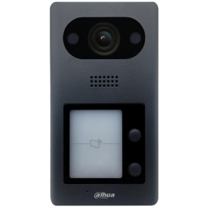 Dahua DHI-VTO3211D-P2 2MP IP Villa 2 button Outdoor Station, Viewing Wide Angle 140 degree, Night vision,Mifare Card Reader