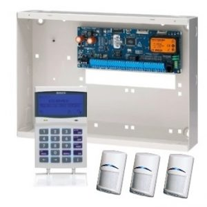 Bosch SAK6Q 6K Panel + 1 x SCP700 Graphic Keypad + 3 x Gen2 Quad