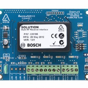 Bosch SCM195 Solution Multiple RX Interface