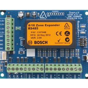 Bosch SCM704 Solution 8/16 Zone Expansion Module For 16i / 6000