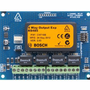 Bosch SCM710 4 Way Relay Output Expansion Module 6000