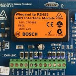 Bosch SCM796 HID Interface Module for Solution 6000