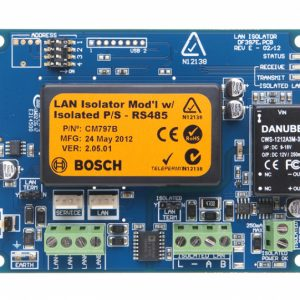 Bosch SCM797 Solution 6000 RS485 LAN Isolator Module + Power Supply