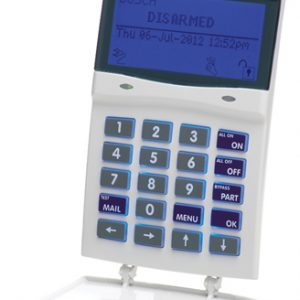 Bosch SCP700 Solution 6000 Graphic Keypad White