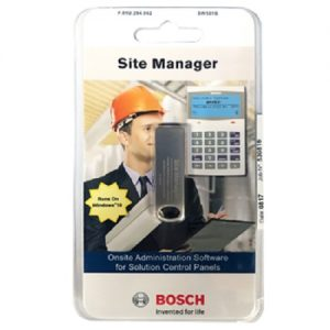 Bosch SSW501 Site Manager End User Software For 6000. 1 Use Licence Only
