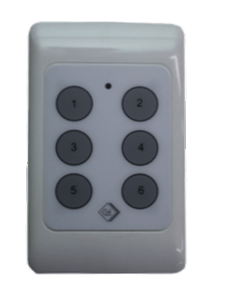 Bosch SWMTW6 6 Ch Wall Mount Remote Transmitter