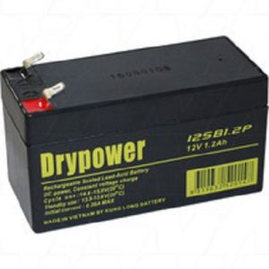 Drypower BAT121 12 Volt 1.2ah Battery