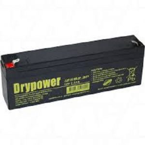 Drypower BAT122 12 Volt 2.2ah Battery