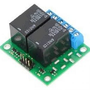 PCB SRL002 Mounted Relay Double Pole